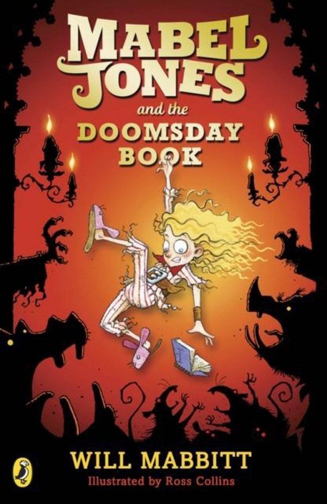 Will Mabbitt,Mabel Jones and the Doomsday Book
