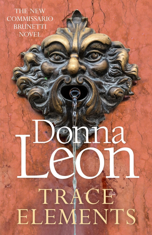Donna Leon,Trace Elements