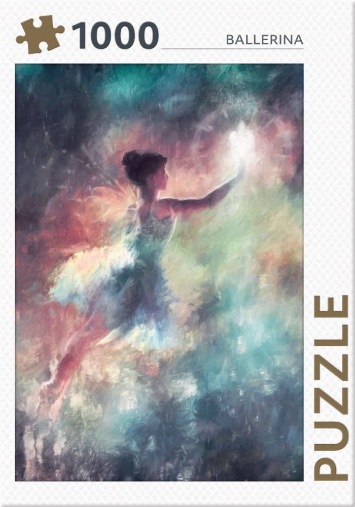 ,Ballerina - puzzel 1000 stukjes