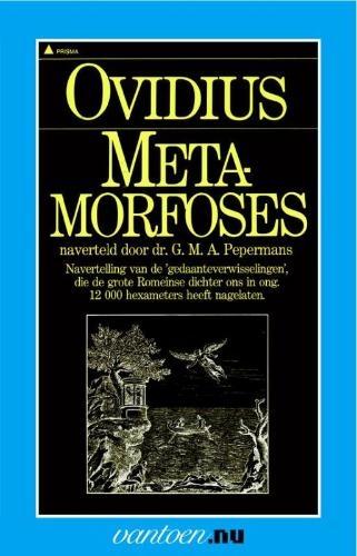 G.M.A. Pepermans,Ovidius - Metamorfoses