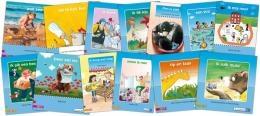 ,Pakket leesboeken kim-versie kern 3 (13 titels)