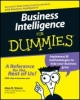 Scheps, Swain, Business Intelligence For Dummies