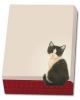, Notitieblok francien katten