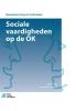 Marga  Hop, Irene  Muller-Schoof, Operatieve zorg en technieken Sociale vaardigheden op de OK