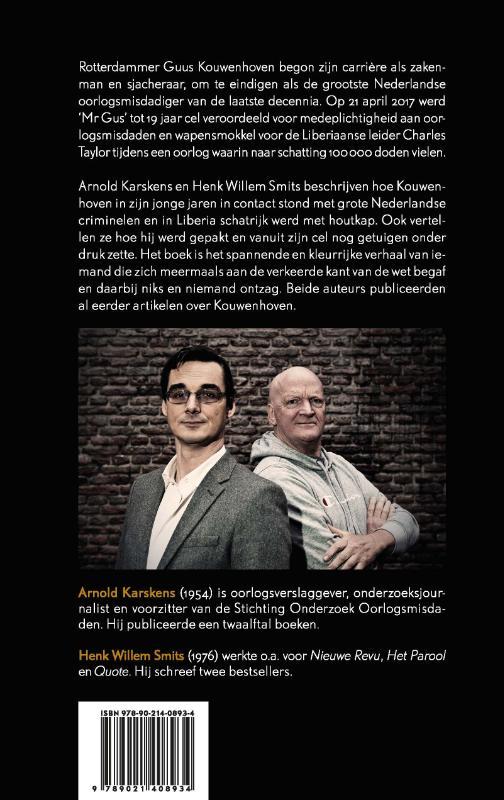 Arnold Karskens, Henk Willem Smits,Operatie laat niets in leven