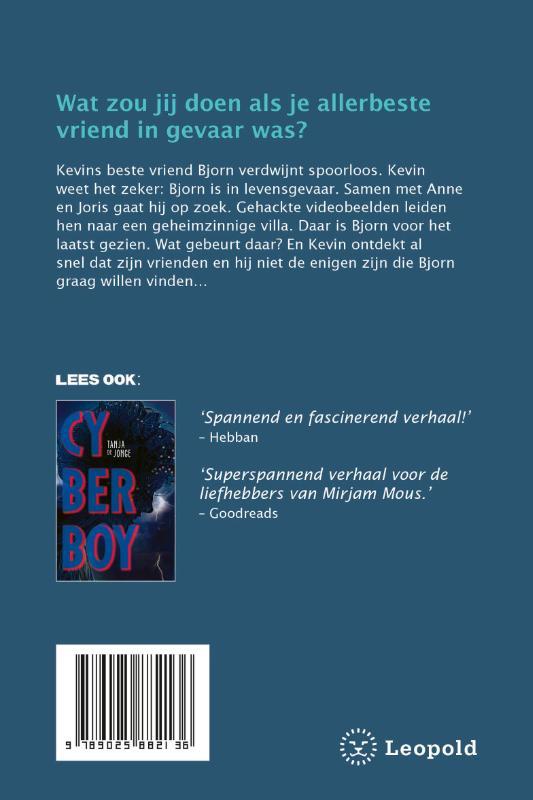 Tanja de Jonge,Bodyhack