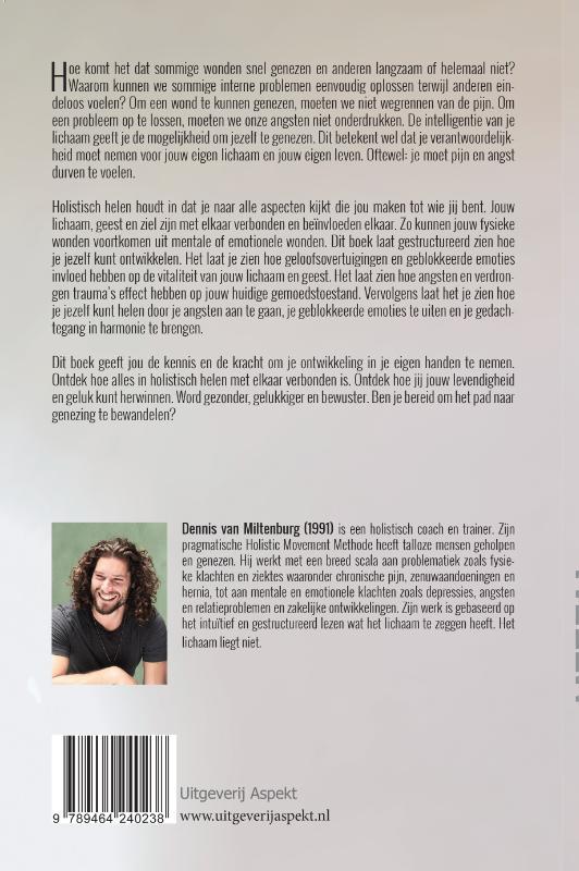 Dennis van Miltenburg,Holistisch Helen, het pad van genezing