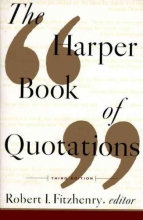The Harper Book of Quotations