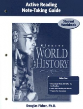 McGraw-Hill Education Glencoe World History, Active Reading Note-Taking Guide