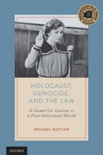 Bazyler, Michael Holocaust, Genocide, and the Law