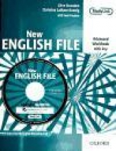 Seligson, Paul English File - New Edition. Advanced. Workbook with Key and Multi-CD-ROM