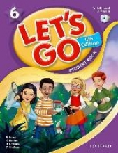 Let`s Go 6: Student Book with Audio CD Pack