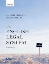Gillespie, Alisdair English Legal System