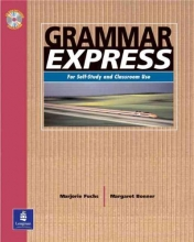 Fuchs, Marjorie,   Bonner, Margaret Fuchs, M: Grammar Express, with Answer Key