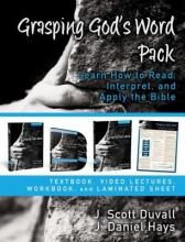 Duvall, J. Scott Grasping God`s Word Pack
