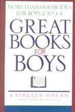 Odean, Kathleen Great Books for Boys