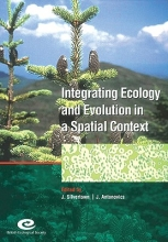 Jonathan W. Silvertown,   Janis (University of Virginia) Antonovics Integrating Ecology and Evolution in a Spatial Context