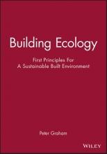 Graham, Peter Building Ecology