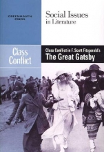Class Conflict in F. Scott Fitzgerald`s the Great Gatsby