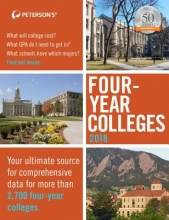 Peterson`s Four-Year Colleges