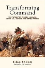 Shamir, Eitan Transforming Command