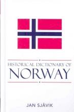 Jan Sjovik Historical Dictionary of Norway