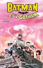 Nguyen, Dustin,   Fridolfs, Derek Batman Li`l Gotham 2
