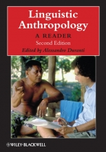 Alessandro Duranti Linguistic Anthropology
