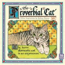 Proverbial Cat 2017 Calendar