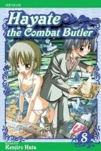 Hata, Kenjiro Hayate the Combat Butler 8