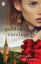 Alexandra, Belinda Golden Earrings