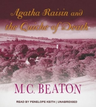 Beaton, M. C. Agatha Raisin and the Quiche of Death