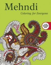 Skyhorse Publishing Mehndi: Coloring for Everyone
