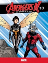Zub, Jim Avengers K the Advent of Ultron 3