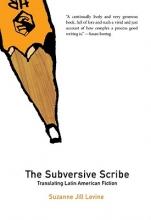 Levine, Suzanne Jill The Subversive Scribe