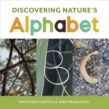 Caftella, Krystina Discovering Nature`s Alphabet Board Bk