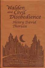Thoreau, Henry David Walden and Civil Disobedience