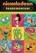 Esquivel, Eric,   Petrucha, Stefan Nickelodeon Pandemonium 1