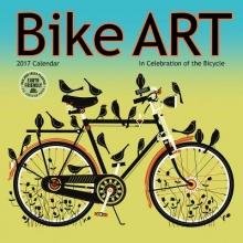 Bike Art 2017 Calendar