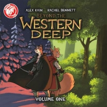 Kain, Alex Beyond the Western Deep 1