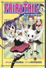 Mashima, Hiro Fairy Tail Blue Mistral 1