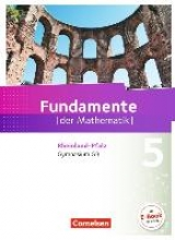 Ahrens, Hans,   Langlotz, Hubert,   Niemann, Thorsten,   Pallack, Andreas Fundamente der Mathematik 5/GY RHP/SB