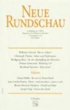 Neue Rundschau 2000/4