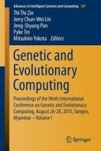 Thi Thi Zin,   Jerry Chun-Wei Lin,   Jeng-Shyang Pan,   Pyke Tin Genetic and Evolutionary Computing