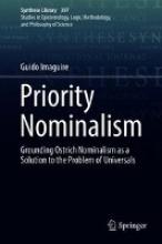 Guido Imaguire Priority Nominalism