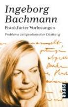 Bachmann, Ingeborg Frankfurter Vorlesungen