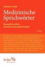Seidl, Helmut A. Medizinische Sprichwörter