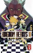 Amano, Shiro Kingdom Hearts II 06