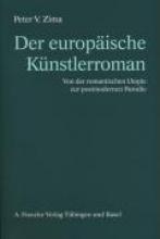 Zima, Peter V. Der europäische Künstlerroman