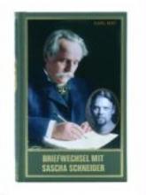 May, Karl Gesammelte Werke 93. Briefwechsel mit Sascha Schneider